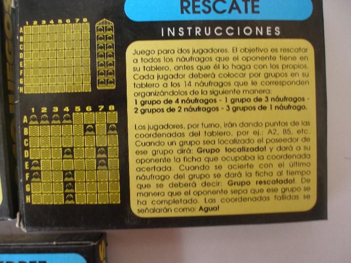 Puzzles: Cuatro Cocojuegos ajedrez damas rescate y carreras de Evaland Alicante años 80- a estrenar - Foto 3 - 86469666