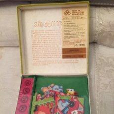 Puzzles: PUZZLE JUGUETE DE COMPRAS JUGUETERÍA EDUCA 79 RAVESBURGUER,CEFA,PUZZLE,DISETDJECO,FEBER,MB,BORRAS. Lote 104559231