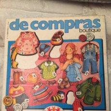 Puzzles: PUZZLE DE COMPRAS BOUTIQUE EDUCA 79 RAVESBURGUER CLEMENTONI,DISET,DJECO,MB,CEFA,MATTEL,FEBER. Lote 184496776