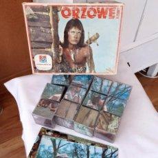 Puzzles: ROMPECABEZAS ORZOWEI AÑOS 70. Lote 104808611