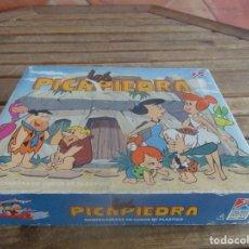 Puzzles: PUZZLE ROMPECABEZAS LOS PICAPIEDRAS DE DALMAU CARLES. Lote 104944763