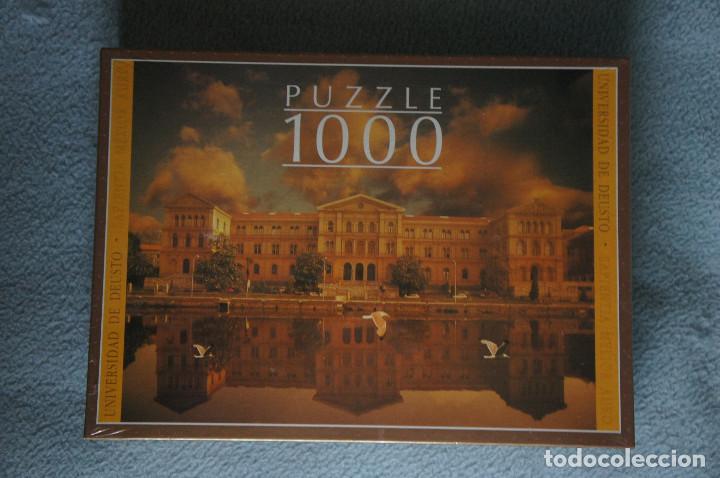 PUZLE (PUZZLE) UNIVERSIDAD DE DEUSTO. BILBAO (Juguetes - Juegos - Puzles)