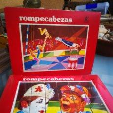Puzzles: ROMPECABEZAS BORRAS. EL CIRCO. NUEVO SIN USO. Lote 105360639