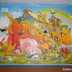 Puzzles: PUZZLE ARCA DE NOE - DISET S.A BARCELONA.. Lote 105724507