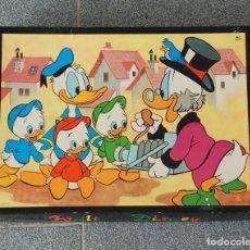 Puzzles: PUZZLE ROMPECABEZAS DE CUBOS - WALT DISNEY - EDIGRAF BARCELONA 1974. Lote 107042603