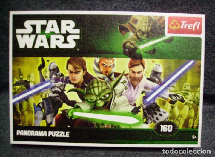 PUZZLE STAR WARS 160 PIEZAS (Juguetes - Juegos - Puzles)
