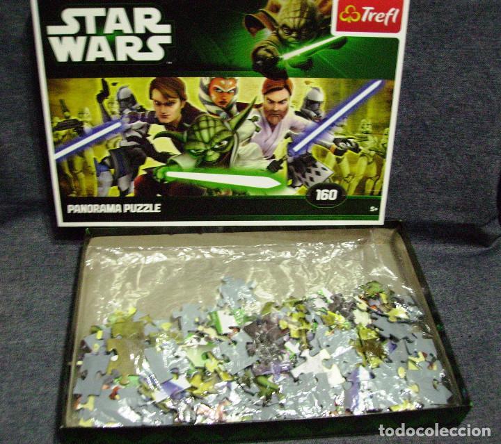 Puzzles: PUZZLE STAR WARS 160 PIEZAS - Foto 2 - 107293015