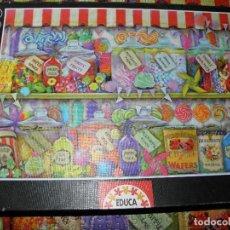 Puzzles: PUZLE PUZZLE 1000 PIEZAS DE EDUCA COMPLETO. Lote 107734671