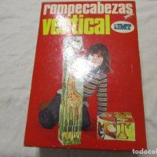 Puzzles: ROMPECABEZAS VERTICAL EDICIONES JMT 6 DADOS GIGANTES. Lote 108369835