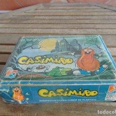 Puzzles: PUZZLE CASIMIRO ROMPECABEZAS EN CUBOS DE PLASTICO. Lote 108708155