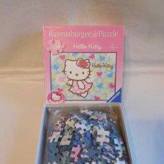 Puzzles: M69 BONITO PUZZLE DE HELLO KITIE COMPLETO. NUNCA ABIERTO.. Lote 109353963