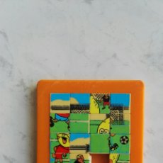 Puzzles: ROMPECABEZAS FÚTBOL EN ACCIÓN. Lote 110168014