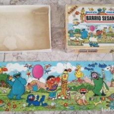 Puzzles: BARRIO SÉSAMO, PUZZLE EN MADERA - EDUCA (1986) . Lote 111731595