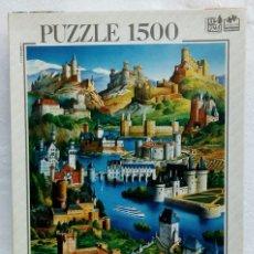 Puzzles: PUZZLE 1500 PIEZAS DE EDUCA . Lote 112826831