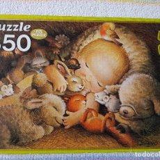 Puzzles: PUZZLE EDUCA FERRANDIZ 350 PCS.-AÑOS 70. Lote 112832359