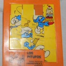 Puzzles: PUZZLE DE LOS PITUFOS, DE ANDREFER. Lote 113808423
