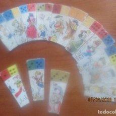 Puzzles: PUZZLE INFANTIL ANTIGUO -INCOMPLETO (14 PIEZAS). Lote 114327811