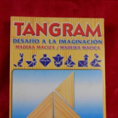 Puzzles: TANGRAM FALOMIR JUEGOS, 1988. Lote 114524075