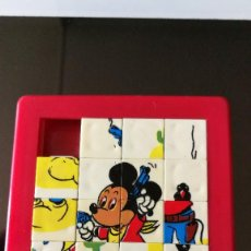 Puzzles: ANTIGUO PUZZLE LABERINTO ROMPECABEZAS VINTAGE MICKEY MOUSE DISNEY ANDREFER S.A.. Lote 114945931