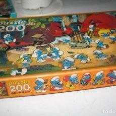 Puzzles: ANTIGUO PUZZLE EDUCA PITUFOS . Lote 115248203