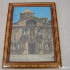 Puzzles: CUADRO PUZZLE CATEDRAL. Lote 117100595