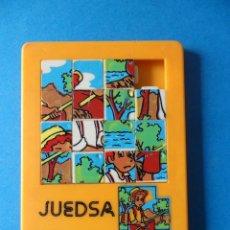 Puzzles: PUZZLE MINILABERINTO JUEDSA - TOM SAWYER - AÑOS 80. Lote 117303159