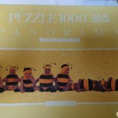 Puzzles: PUZZLE EDUCA ANNE GEDDES 1000 PIEZAS. Lote 117462512