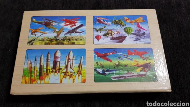 Puzzles: 4 MINI PUZZLES EDUCATIVO - Foto 2 - 118070815