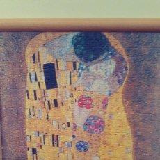 Puzzles: GUSTAVE KLIMT PUZZLE ENMARCADO. Lote 118545723