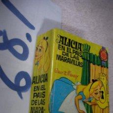 Puzzles: ANTIGUO CUENTO ALICIA EN EL PAIS DE LAS MARAVILLAS. Lote 118800319