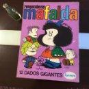 Puzzles: MAFALDA ROMPECABEZAS ANTIGUO MUY DIFÍCIL. Lote 119321315