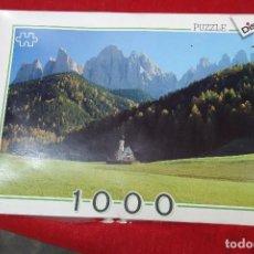 Puzzles: PUZZLES DE MIL PIEZAS. Lote 119672987