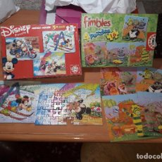 Puzzles: 05-00051 2 PUZLES EDUCA PARA NIÑOS (1 INCOMPLETO). Lote 120141207