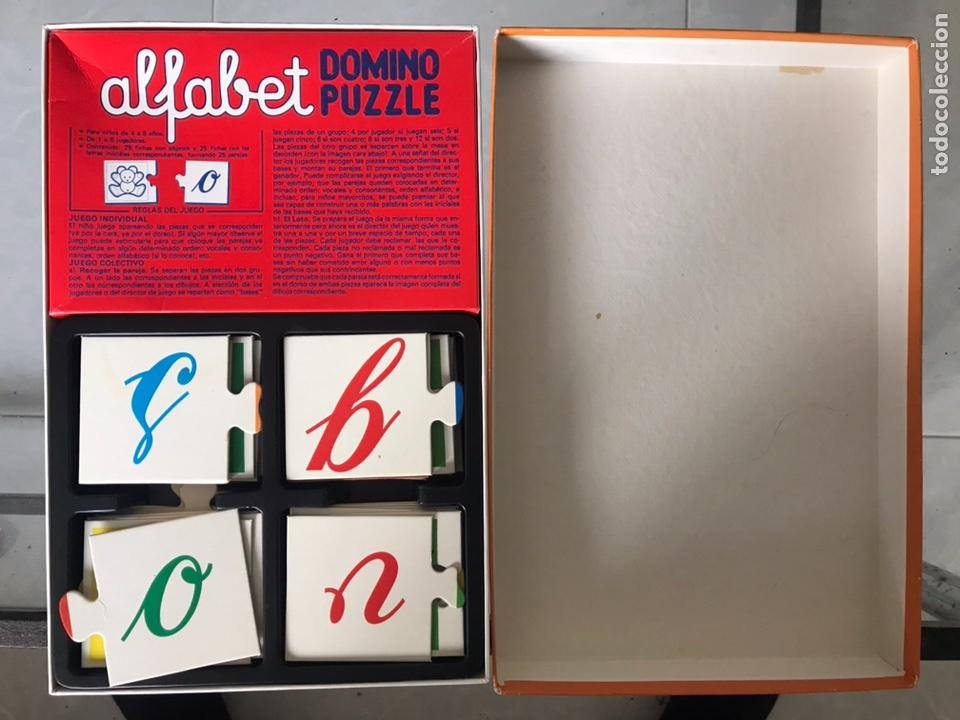 Puzzles: Lote de 7 puzzles didácticos completos (1976 a 1982) - Foto 5 - 120471908