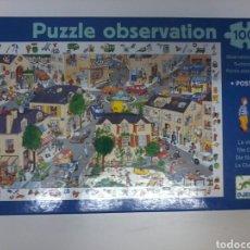 Puzzles: PUZZLE OBSERVACIÓN. Lote 120747311