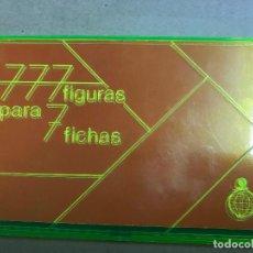 Puzzles: 777 FIGURAS CON 7 FICHAS A ESTRENAR VER FOTOS. Lote 122076083