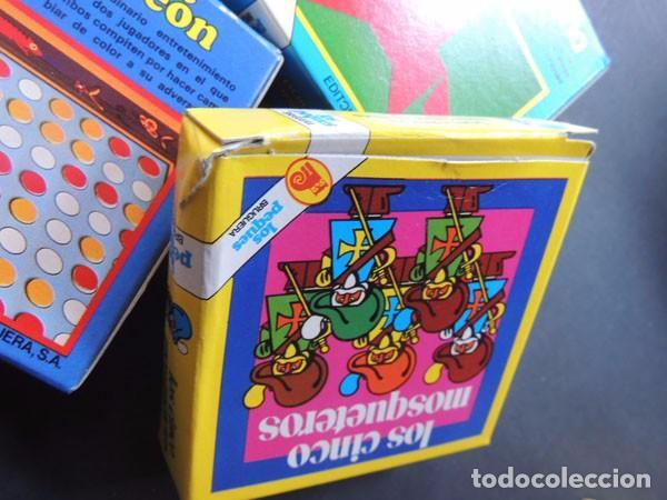 Puzzles: 4 JUEGOS DE MESA / COLECCION LOS PEQUES / ED. BRUGUERA AÑOS 80 / - Foto 4 - 122203027