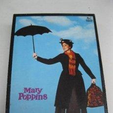 Puzzles: ANTIGUO ROMPECABEZAS DE CUBOS - MARY POPPINS - WALT DISNEY - EDIGRAF - AÑO 1970 - PUZZLE.. Lote 131152040
