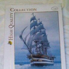 Puzzles: VENDO PUZZLE DE 500 PIEZAS, FRAGATA AMERIGO VESPUCCI.. Lote 122938375