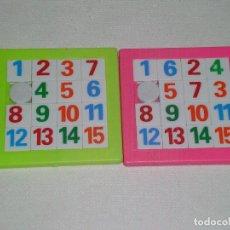 Puzzli: ROMPECABEZAS O PUZZLE NUMEROS. Lote 123026543