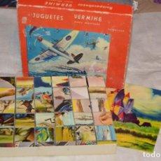 Puzzles: VINTAGE - ANTIGUO ROMPECABEZAS VERMIHE - JUGUETE Nº 30 - RARO - HAZ OFERTA - ENVÍO 24H. Lote 123382387