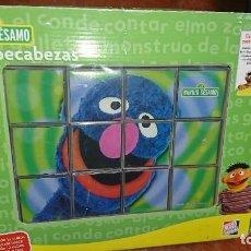 Puzzles: ROMPECABEZAS PUZZLE BARRIO SÉSAMO SÉSAMO STREET - CEFA TOYS . Lote 125180759