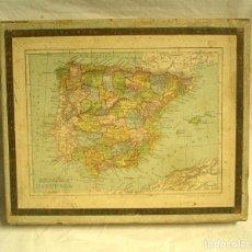 Puzzles: PUZLE ROMPECABEZAS ESPAÑA PALUZIE AÑOS 20. MED. 22 X 18 X 3 CM. Lote 125196067