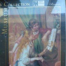 Puzzles: PUZZLE CLEMENTONI 1000 PIEZAS. RENOIR. MUSEUM COLLECTION. PRECINTADO.. Lote 126389515