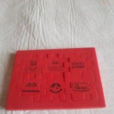 Puzzles: PUZZLE COCO CRASH ROJO. Lote 126649967
