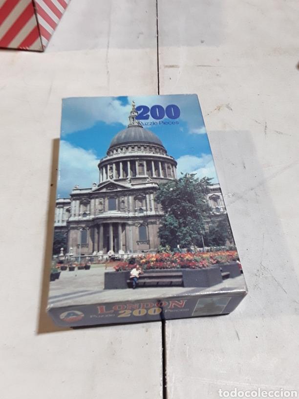 PUZZLE CATEDRAL SAN PABLO 200 PIEZAS (Juguetes - Juegos - Puzles)