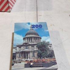 Puzzles: PUZZLE CATEDRAL SAN PABLO 200 PIEZAS. Lote 127158799