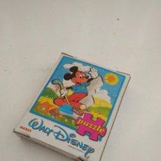 Puzzles: PUZZLE DIPONSA WALT DISNEY MICKEY AÑOS 80. Lote 127224603