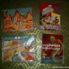 Puzzles: PAREJA PUZZLES ANTIGUOS + PAREJA CUENTOS .AÑOS 50.. Lote 127621887