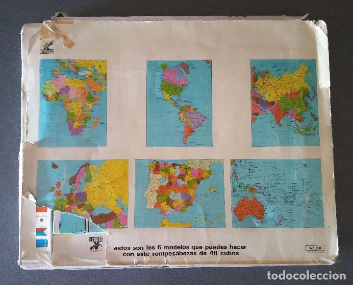 Puzzles: Rompecabezas Geográfico Borras - Foto 2 - 128378967